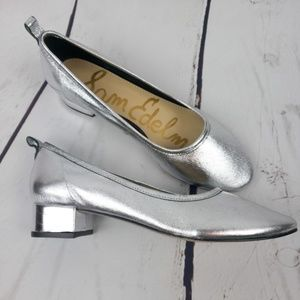 Sam Edelman Kori Silver Leather